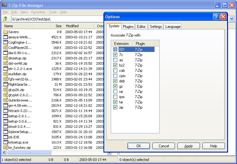 Скачать программу 7zip file manager