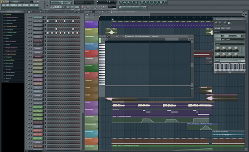 FL Studio Producer Edition 10.0.0